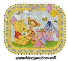 Hama beads cross stitch pattern 3 risultati immagini per punto croce winnie the pooh voltagebd Gallery