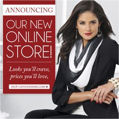 Cato Plus Size Fashion Catalog Announcing Cato Fashions