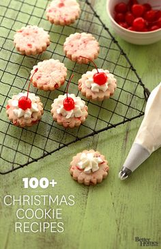 Christmas cookies are some of our favorite ways to have fun with family and friends!