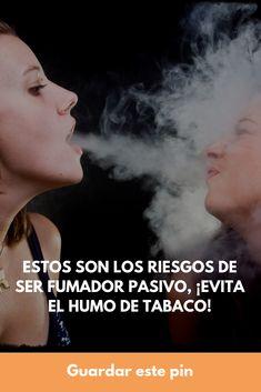 ¿Cómo fumar causa htn?