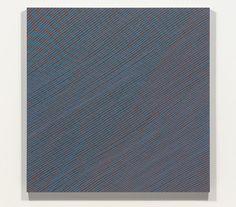 "Mel Prest Wind Harp, 2014 Acrylic on panel 36 x 36 x 2"" Retail Price: $5,000 Courtesy of the Artist"