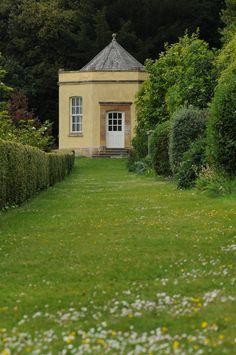 garden building, Clevedon Court, England