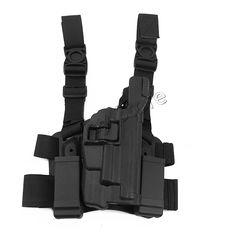 LV3 SIG SAUER P226 P228 Gun Holster Tactical Belt Leg Holster Sig Sauer Magazine Pouch #Affiliate
