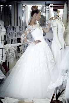 IRONIE cymbeline robe de mariee