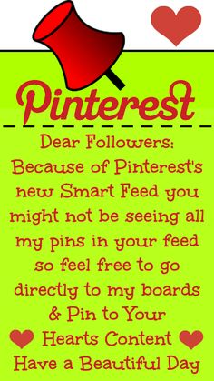 Dear Followers ~ Pin to your hearts content!  <3 Tam <3