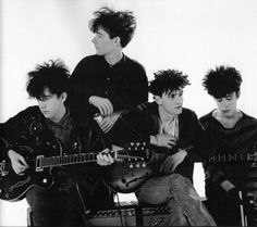 #THEJESUSANDMARYCHAIN   Jesus and Mary Chain founder and lead singer, #JimReid, says he's convinced there will be another album from the band.  He reveals there is material ready to go, and the cult group's edging toward an agreement.  Brothers Jim and William Reid began celebrating the 30th anniversary of Jesus and Mary Chain's Psychocandy with UK live dates in 2014, and have more live dates this year including North America.  Posted on: Wednesday 11th February 2015, 10:43 AM  Source…