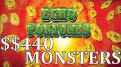 The Captain Davo Big Bets on the Echo Fortune! You Youtube, Live