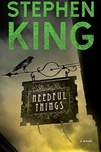 Needful Things - Needful Things by Stephen King 1501143786Now available for the first time in a mass-market premium paperback edition—master storyteller Stephen King presents the classic #1 New York Times bestseller about a mysterious store than can sell you whatever you desire—but not without exacting a ter... - http://lowpricebooks.co/2016/10/needful-things/