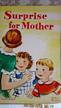 Loveable Vintage Childrens Book 1957   Schoolbook by angelinabella, $12.00