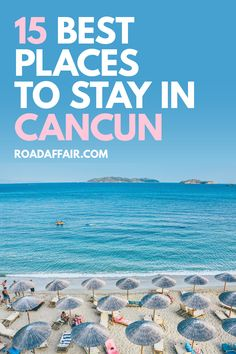 Wondering where to stay in Cancun, Mexico? We have compiled a list of the best places to stay in Cancun for you. Click the pin to discover the best hostels and hotels in Cancun, Mexico.