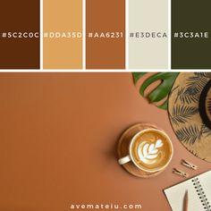Green Colour Palette, Color Palate, Pantone Colour Palettes, Pantone Color, Rustic Colors, Vintage Colors, Brown Pantone, Brown Color Schemes, Brown Color Palettes