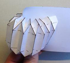 Origami Lantern, Origami Lights, Origami Lamp, Origami Paper Art, Diy Origami, Origami Tutorial, Diy Paper, Paper Crafts, Oragami