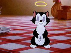 Figaro and Cleo 1943, Disney