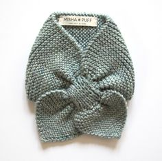 Sledding Scarf – misha-and-puff