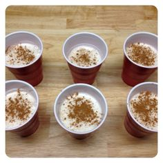 EASY Recipe for Limber de Coco - Coconut Cream Ice Pops (or cups). #recipe #dessert