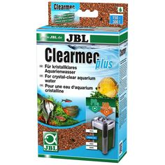 Animalerie  Masses filtrantes JBL Clearmec plus  600 mL / 450 g