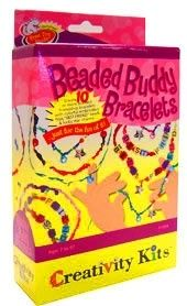Beaded Buddy Bracelets