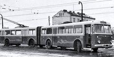 История троллейбусов Škoda