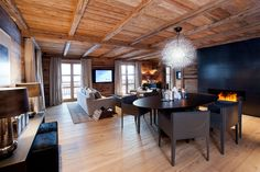Best new ski chalets images