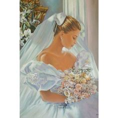 Oh my goodness, so Jane Austen! wedding dress ❤ liked on Polyvore featuring dresses and wedding dresses
