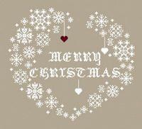 Merry Christmas, misschien ander lettertype