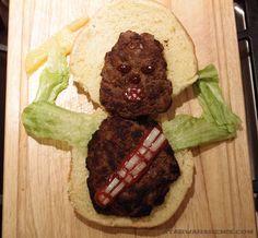 #StarWars Chewburger