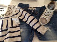 skolstart paket ! jeans, tröja och skor endast 1500:- ( ord. pris 2300:- )
