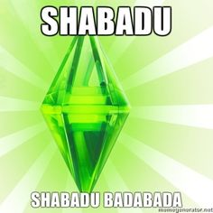 @catdurf my favorite thing is when you talk like the Sims so I thought of you when I saw this