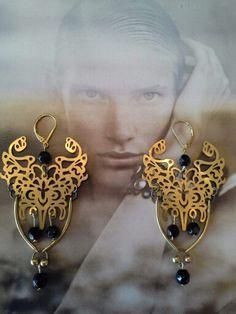#earrings #uniquehandmade #mazzinidonnalugo #facebook #instagram #tumblr
