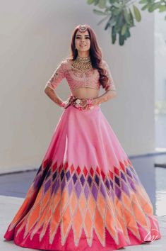 21 Popular Mehndi Function Dresses For An Ultra Chic Look