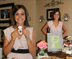 Bridal Shower ideas ..... cute games, decoration, and food ideas (Pin this for future use for friends