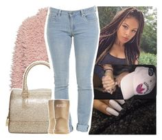 """""""who does it better than me?"""" by lamamig ❤ liked on Polyvore featuring Furla and UGG Australia"""