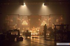 Фото: Рембрандт: Я обвиняю / Кадр со съёмок фильмa «Рембрандт: Я обвиняю» (2008) #1322616