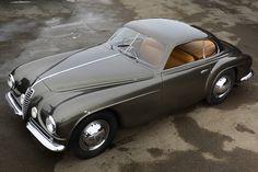 "One of my dream cars. "" 1950 Alfa Romeo 6C 2500SS Villa d'Este Coupé by Touring """