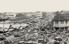 Glodok in1932, Jakarta