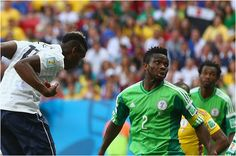 2014 #FIFAWORLDCUP - ROUND OF 16 - 5TH MATCH - #FRANCE VS #NIGERIA MATCH RESULT  http://football.chdcaprofessionals.com/2014/06/2014-fifa-world-cup-round-of-16-5th.html