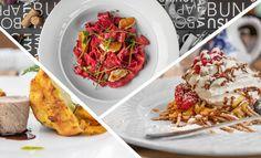 Obľúbené 3-chodové darčekové menu pre dvoch v TOP reštauráciách Bratislavy – Au Café, Portofino, Leberfinger 20 Min, Chicken Wings, Cabbage, Food And Drink, Vegetables, Cake, Savory Snacks, Basket, Kuchen