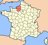 Upper Normandy Travel Guide - France - Eupedia