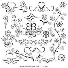 small henna designs