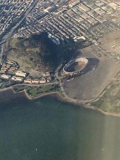 Candlestick Park, Candlesticks, Bruiser Brody, San Francisco Giants Baseball, Mlb Stadiums, Bay Area, City Photo, History, Walking