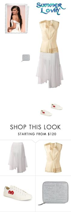 """""""#8112 - Rei Kawakubo"""" by pretty-girl-in-fashion ❤ liked on Polyvore featuring Comme des Garçons"""