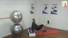 Functional Training Übungen Dips Variation 1