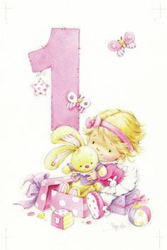 Advocate-Art | Illustration and Publishing Agency Birthday Greetings, Birthday Wishes, Birthday Cards, Happy Birthday, Illustration Mignonne, Cute Illustration, Kids Cards, Baby Cards, Cute Images