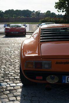 Gran Giro 2013 - 50 Anniversary Lamborghini - Roma