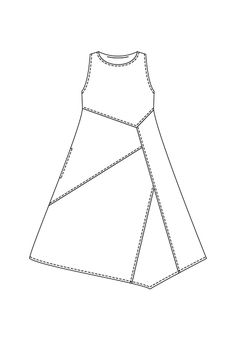Dress Gunilla wash. Adapt an existing pattern if you're not real crafty.