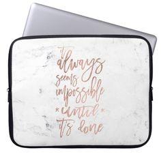 Customized Laptop Sleeve Elephant Mandala Black Tarot Sky Pattern Tablet Bag Anti-Scratch Neoprene Fabric Laptop Sleeve for Girls Boys White 17inch