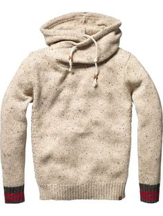 Scotch and Soda Pullover.