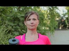 15 perc Tanulj jógázni - 4 gyakorlat bemelegítéssel - YouTube