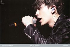 Chanyeol - 160302 Exoplanet #2 - The EXO'luXion in Seoul DVD photobook - [SCAN][HQ] Credit: 삐니.