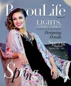 Sadie Robertson:BayouLife Magazine 2015